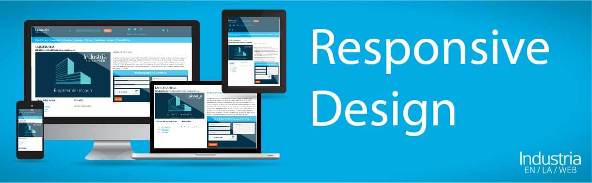 Landing Pages Responsive Design