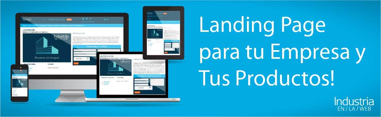 Landing Pages Gratis