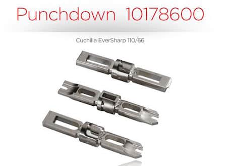 CUCHILLA EVERSHARP 110/66-CUCHILLA EVERSHARP 110/66