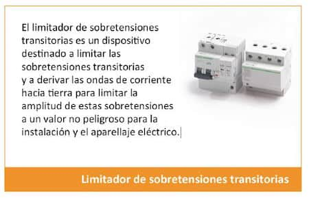 LIMITADOR DE SOBRETENSIONES TRANSITORIAS-LIMITADOR DE SOBRETENSIONES TRANSITORIAS