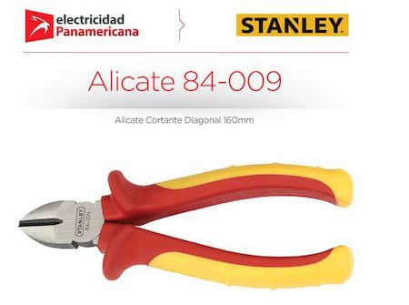 ALICATE CORTANTE DIAGONAL 160 mm - ALICATE CORTANTE DIAGONAL 160 mm