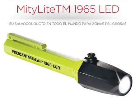 SALVOCONDUCTO MITYLITE TM 1965 LED - SALVOCONDUCTO MITYLITE TM 1965 LED